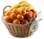fruktkorg bas ekologisk